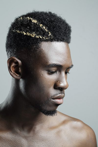cheveux afros homme