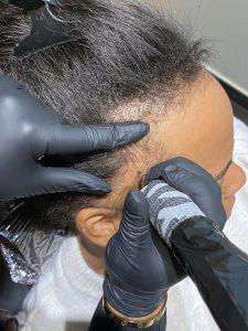 Dermopigmentation femme