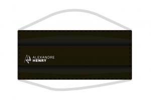 Masque Alexandre Henry